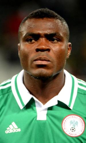 Emmanuel Emenike, jogador da Nigéria