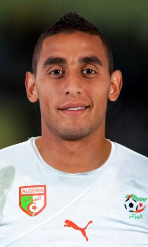 Faouzi Ghoulam, jogador da Argélia