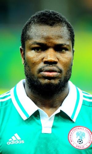 Fegor Ogude, jogador da Nigéria