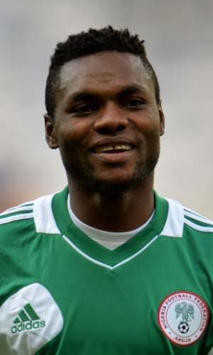 Francis Benjamin, jogador da Nigéria