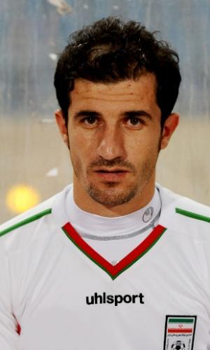 Ghasem Hadadifar, jogador do Irã