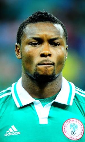 Godfrey Oboabona, jogador da Nigéria