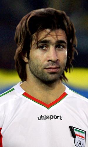 Hadi Aghili, jogador do Irã