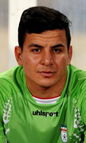 Hamed Lak, jogador do Irã