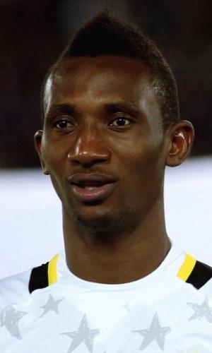 Harrison Afful, jogador de Gana