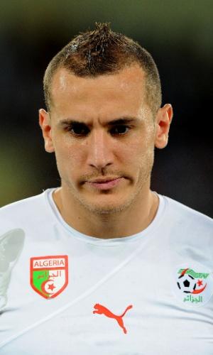 Hassan Yebda, jogador da Argélia