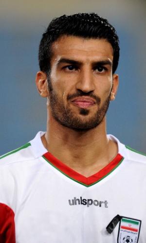 Hossein Mahini, jogador do Irã