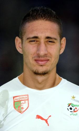 Ishak Belfodil, jogador da Argélia