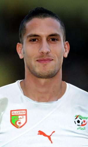 Ismael Mickael Bouzid, jogador da Argélia