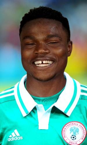 James Okwuosa, jogador da Nigéria
