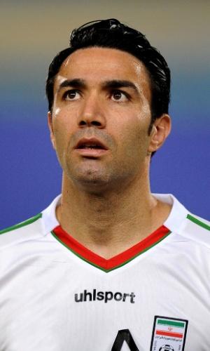 Javad Nekounam, jogador do Irã