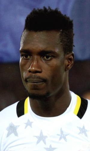 John Boye, jogador de Gana