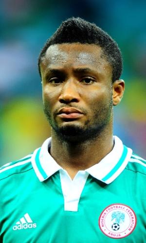 John Obi Mikel, jogador da Nigéria