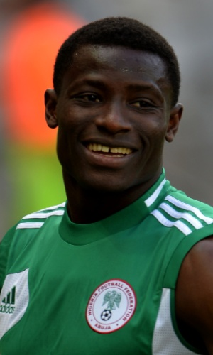 Joseph akpala, jogador da Nigéria