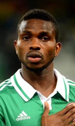Joseph Yobo, jogador da Nigéria