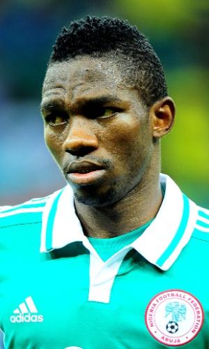 Kenneth Omeruo, jogador da Nigéria