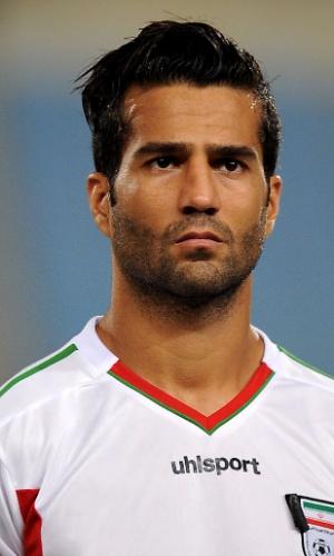 Masoud Shojaei, jogador do Irã