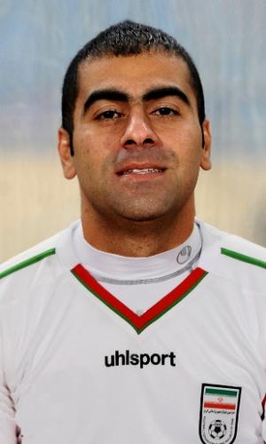 Mazyar Zare, jogador do Irã