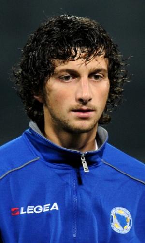 Miroslav Stevanovic, jogador da Bósnia