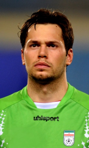 Mohammad Daniel, jogador do Irã