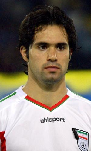Mohammad Nosrati, jogador do Irã