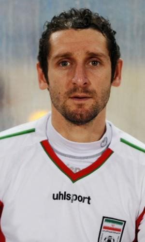 Mohammad Reza Khalatbari, jogador do Irã