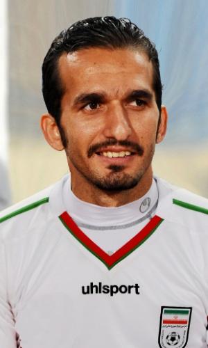 Mohmmad Nouri, jogador do Irã