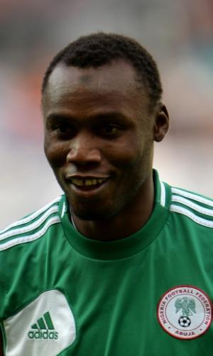 Muhammad Gambo, jogador da Nigéria