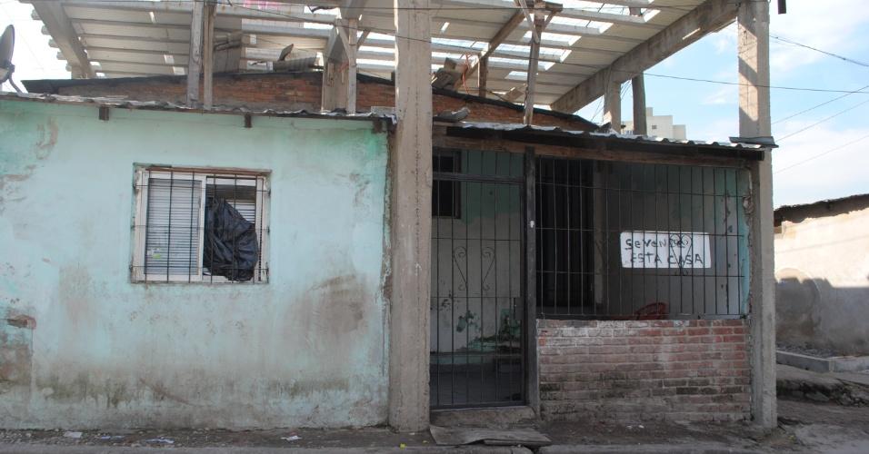 O bairro Forte Apache nasceu para abrigar famílias desalojadas pela construção de estádios para a Copa de 1978, na Argentina