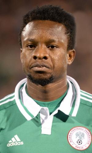 Ogenyi Onazi, jogador da Nigéria