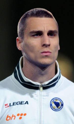 Ognjen Vranjes, jogador da Bósnia