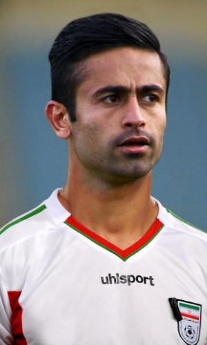 Omid Ebrahimi, jogador do Irã