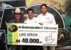 Laís Souza recebe R$ 40 mil de rodeio para ajuda em tratamento - Divulgação