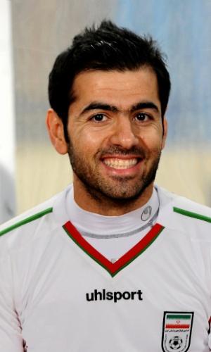 Pejman Montazeri, jogador do Irã