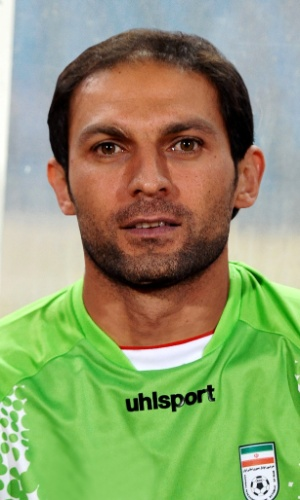 Rahman Ahmadi, jogador do Irã