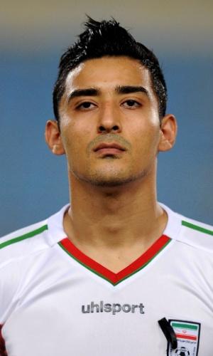 Reza Nournia Ghoochannejhad, jogador do Irã