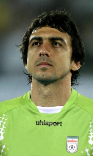 Seyed Rahmati, jogador do Irã