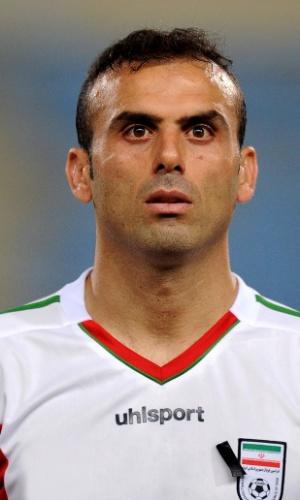 Seyyed Jalal Hosseini, jogador do Irã