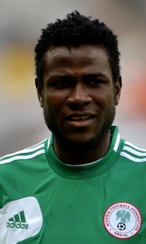 Solomon Kwambe, jogador da Nigéria