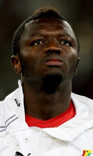 Sulley Muntari, jogador de Gana