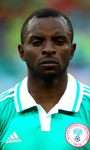 Sunday Mba, jogador da Nigéria