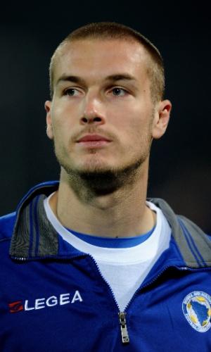 Toni Sunjic, jogador da Bósnia