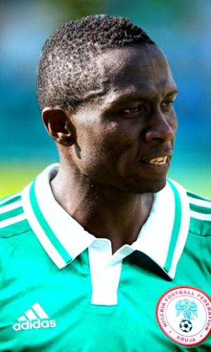 Uche Nwofor, jogador da Nigéria