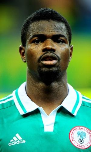Uwa Echiejile, jogador da Nigéria