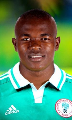 Victor Obinna, jogador da Nigéria