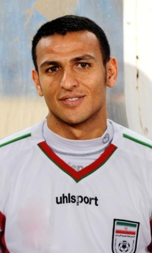 Yagoub Karimi, jogador do Irã