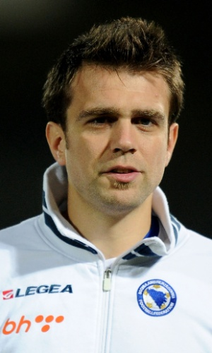 Zvjezdan Misimovic, jogador da Bósnia