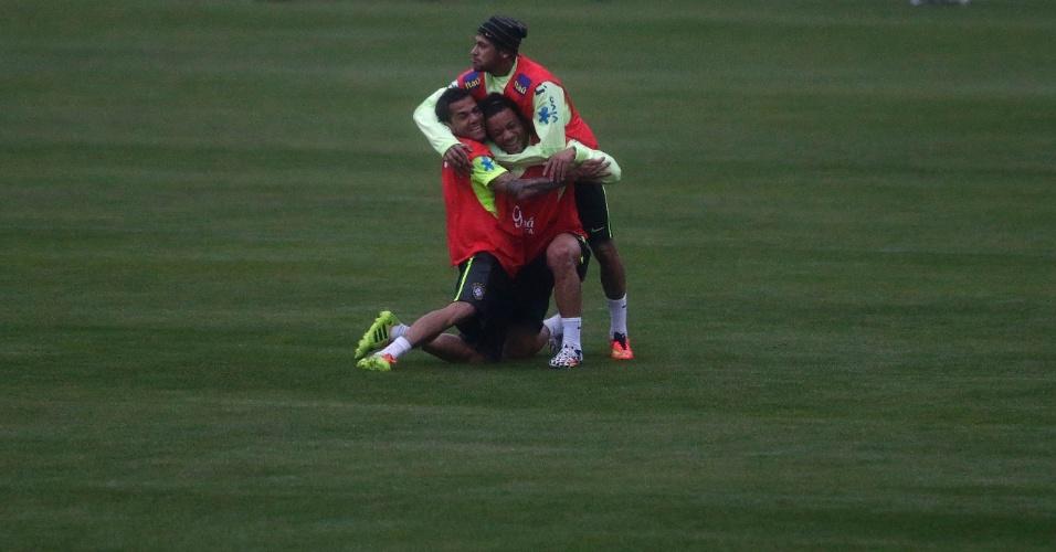 28.mai.2014 - Neymar