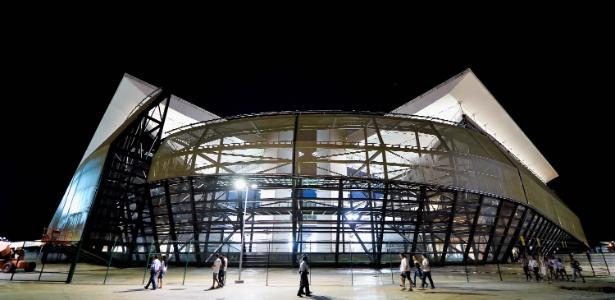 Sede de quatro jogos da Copa, Arena Pantanal tem futuro incerto após o evento