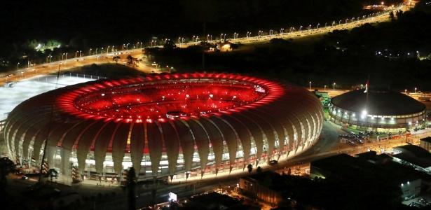 Estádio do Internacional será palco da final da E-CUP, em 2 de dezembro